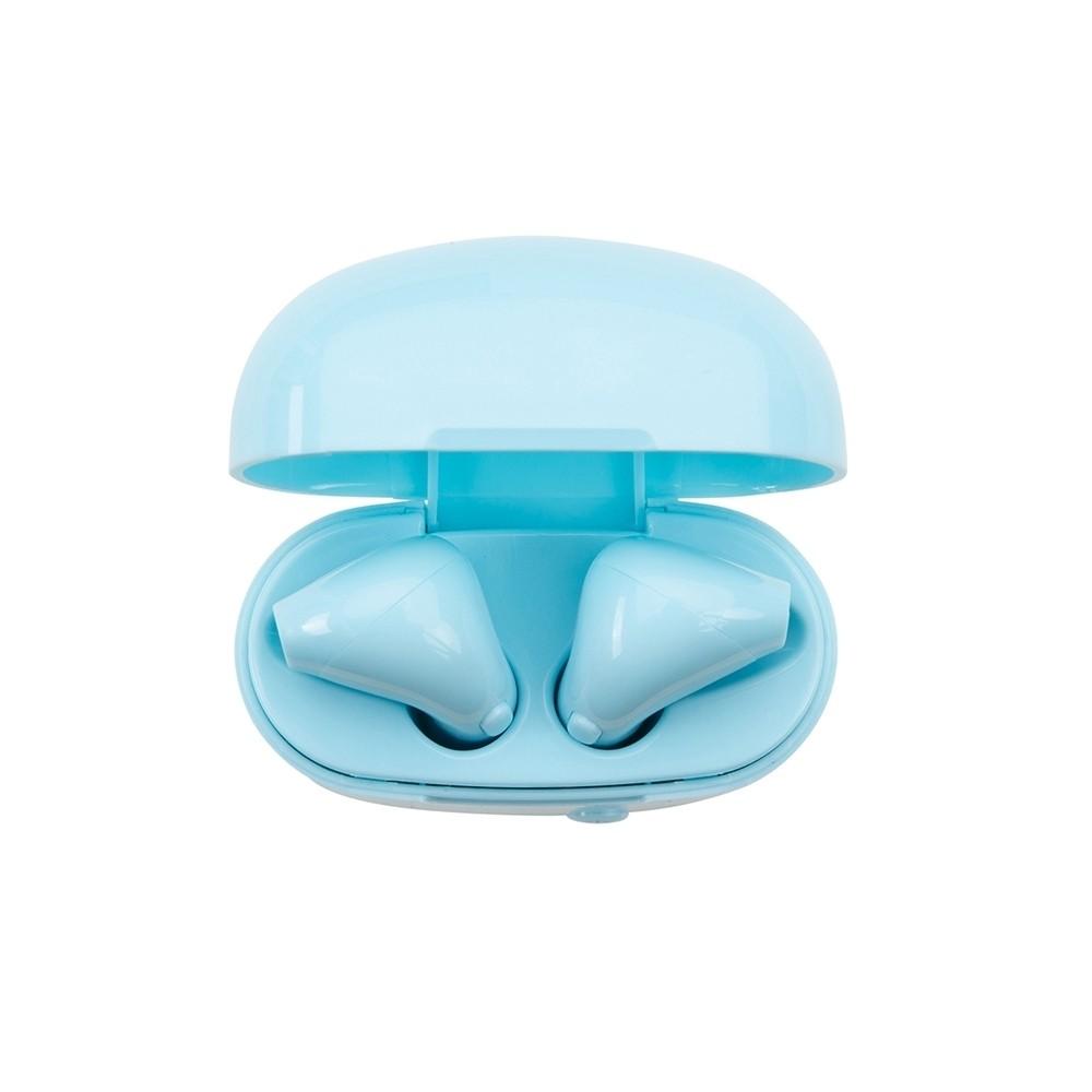Fone de Ouvido Bluetooth i7s TWS com Case Carregador colors