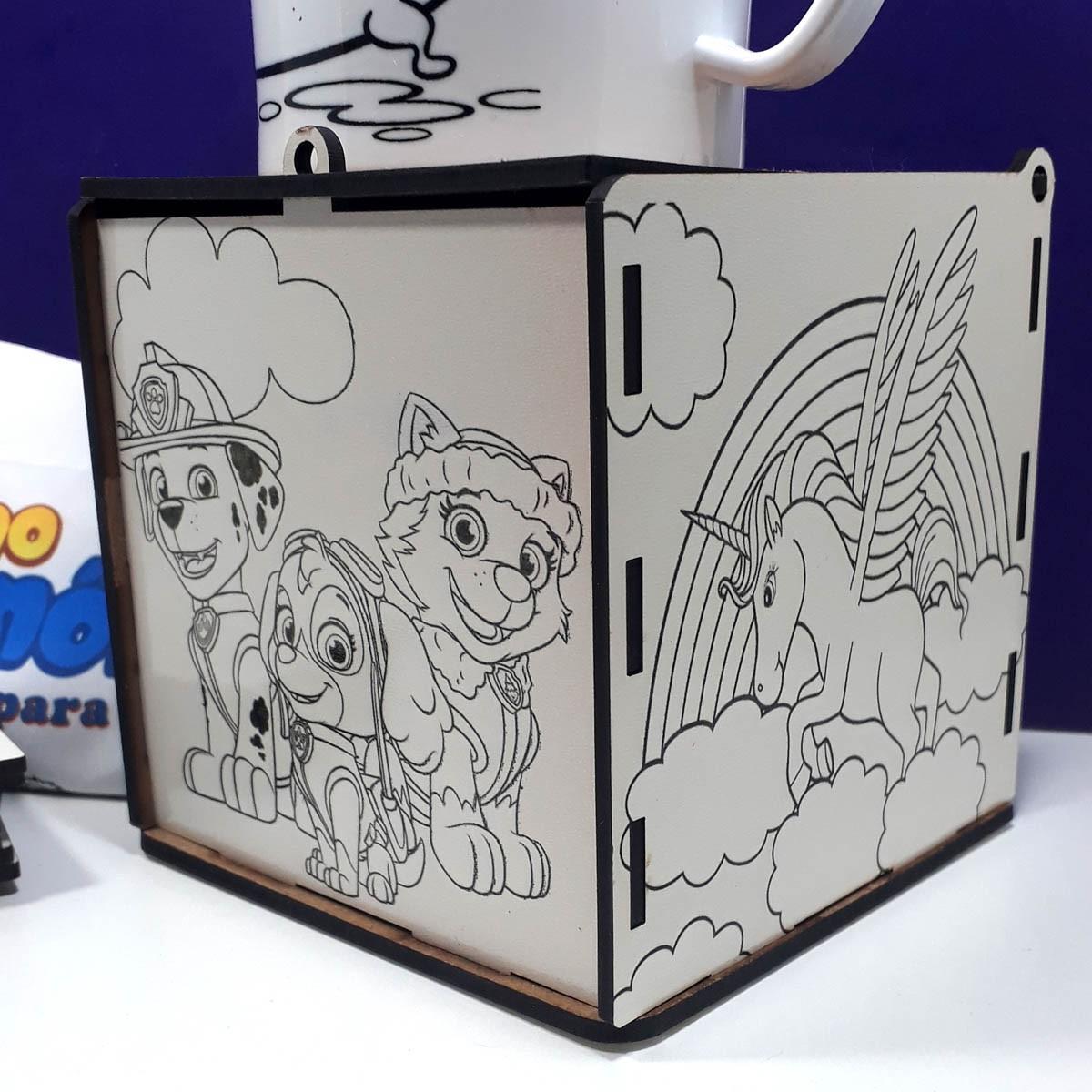 Jogos para Colorir – Kit Pintar Criativo – KITPC-020