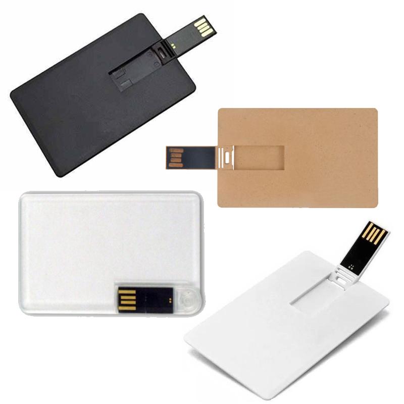 Kit 7 Pendrives Cartão de 8 GB pronta entrega - Ponta de Estoque