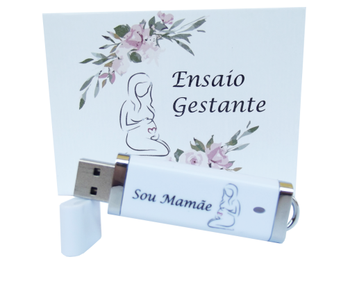 Kit Clean Gestante De 8 GB