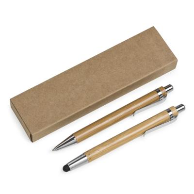 Kit ecologico caneta e lapiseira - Cod 13796