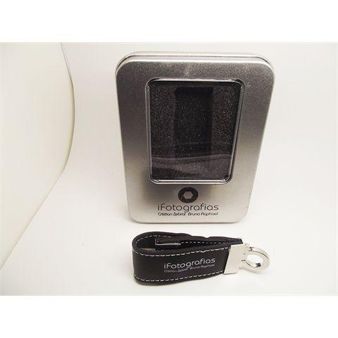 Kit Elegance Black USB 3.0 -  32GB, 8GB E 16GB
