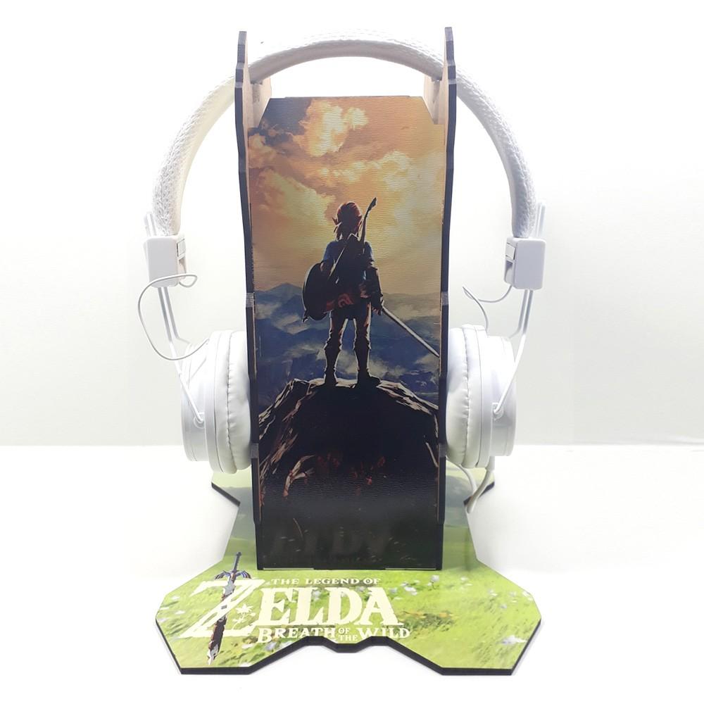 Kit Games - Suporte de Fone de ouvido Zelda