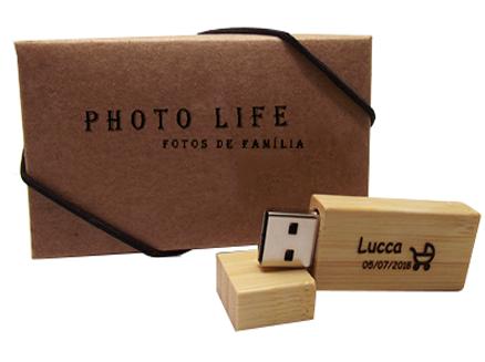 Kit Kraft - 4GB, 8GB E 16GB - Parceria Cameraclub