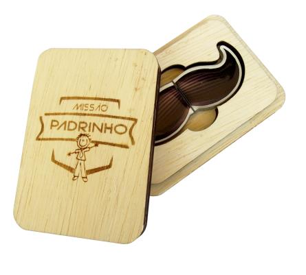 Kit Missão Padrinho I De 8 GB