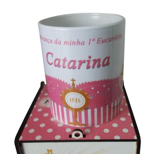 Kit 1º  Eucarístia - Para Meninas - Presentes E Lembranças