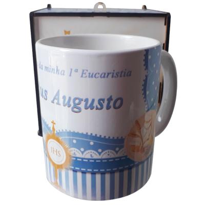Kit 1º  Eucarístia - Para Meninos - Presentes E Lembranças