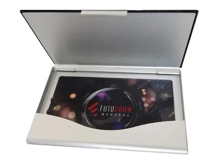 Kit Pencard com estojo de couro -4 GB, 8 GB e 16 GB - Parceria Cameraclub