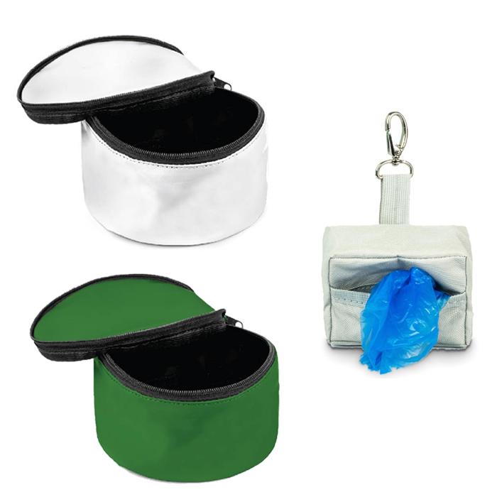 Kit Pet Lazer Passeio Portátil para cachorros - PET 321 - Pronta Entrega