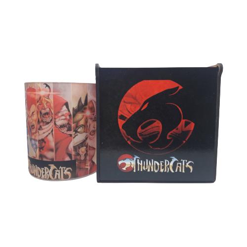 Kit Presente Thundercats - Caixa + Caneca