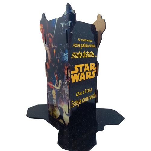 Kit Suporte Controles Star Wars + Suporte Fone