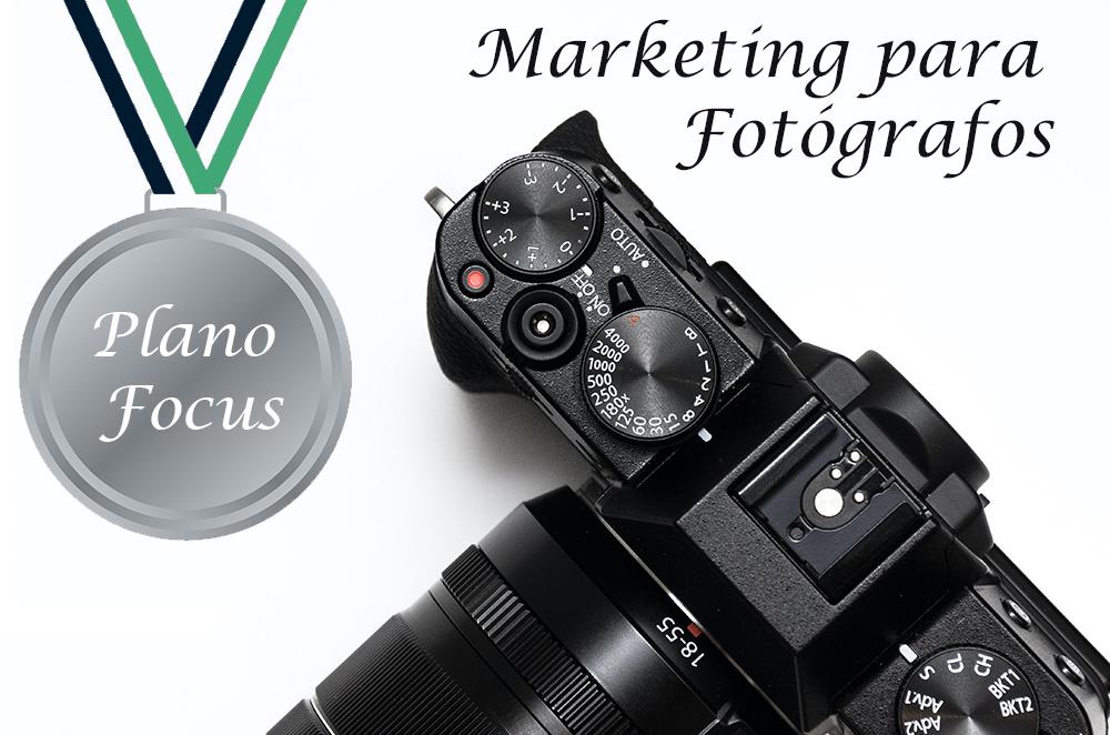 Linha Start para Fotógrafos - Plano Focus