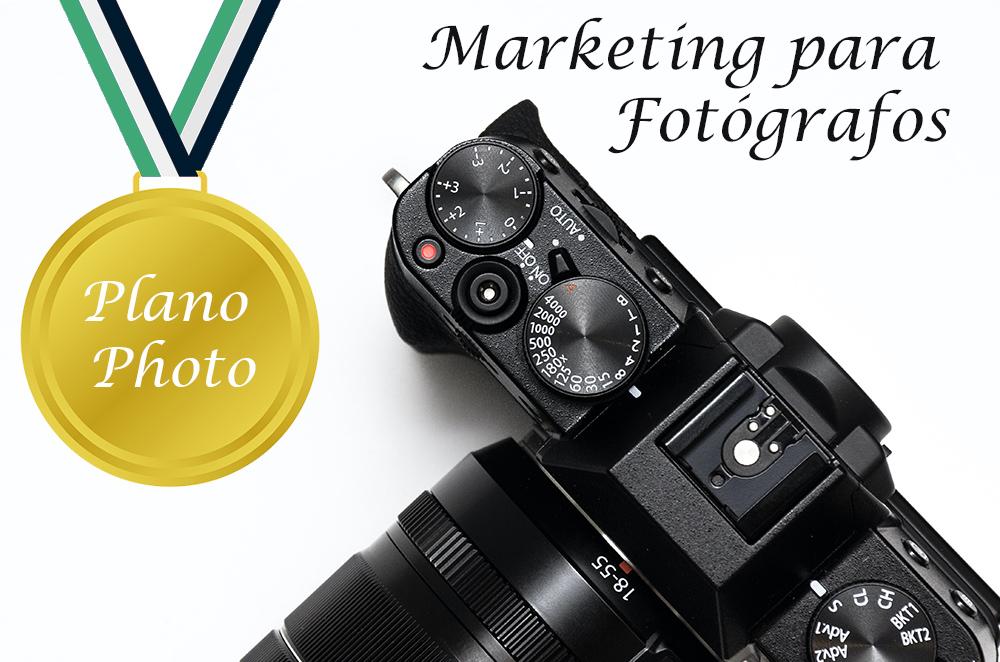 Linha Start para Fotógrafos - Plano Photo