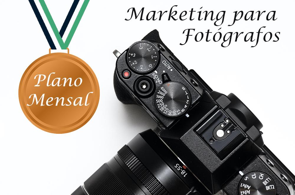 Marketing para Fotógrafos - Plano Mensal Consultoria
