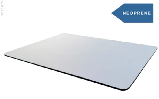 Mega Mouse Pad de Neoprene Retangular - 25x35cm