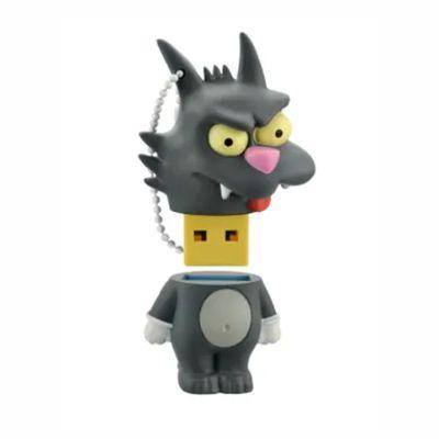 Pen Drive Coçadinha Simpsons 8Gb USB Multilaser - PD077 30 e 50 peças