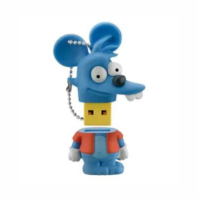 Pen Drive Comichão Simpsons 8GB USB Multilaser - PD076 30 e 50 peças