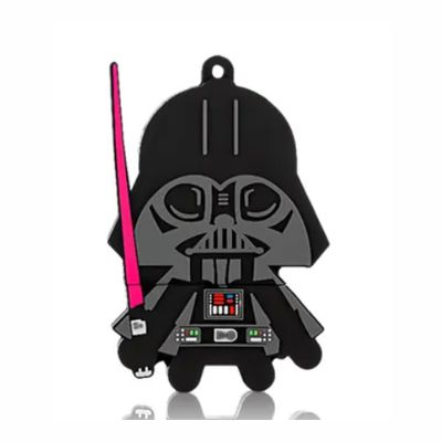Pen Drive Darth Vader 8GB USB Multilaser - PD035 30  e 50 peças