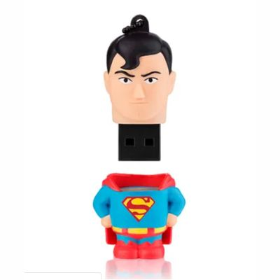 Pen Drive Dc Super Homem 8GB USB  Multilaser - PD086 30 e 50 peças