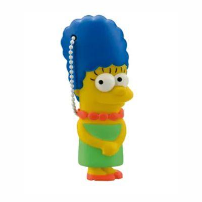 Pen Drive Marge Simpsons 8GB USB Multilaser - PD073 30 e 50 peças