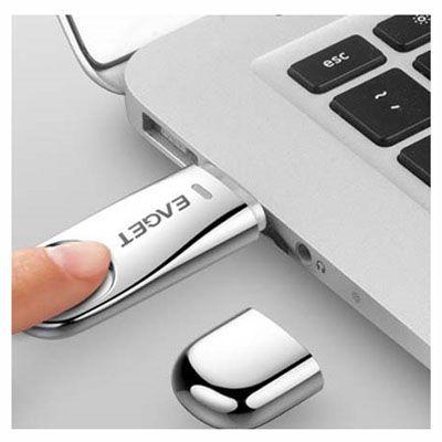 Pendrive Biométrico STICK Fingerprint De 32 GB E 64 GB