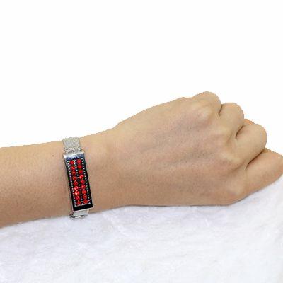 Pendrive bracelete strass - Pendrive Personalizado - BC01 - 8, 16, 32 GB