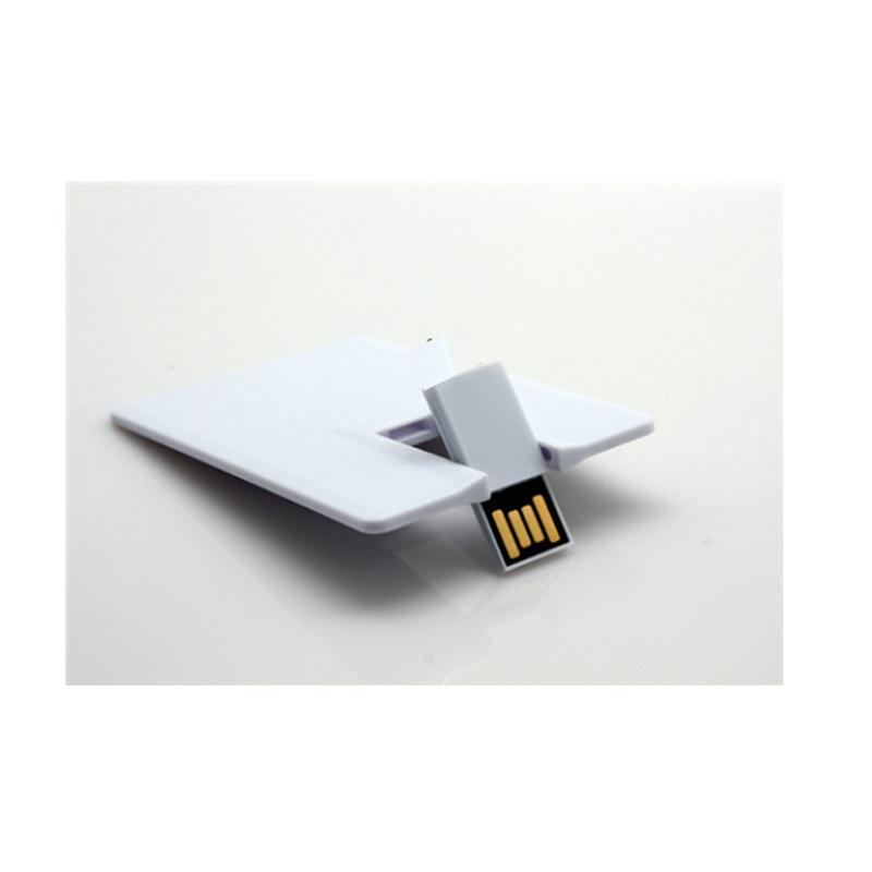 Pendrive Cartão de 8 GB - 17 peças - Ponta de Estoque