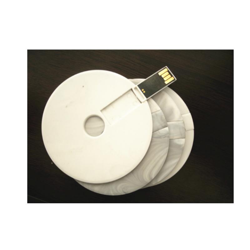 Pendrive CD de 8 GB - 25 peças - Ponta de Estoque