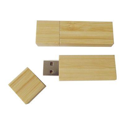 Pendrive de madeira (bambu) MM320 - 4 GB, 8 GB e 16 GB