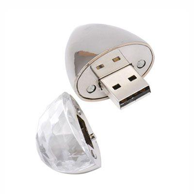 Pendrive Gota de cristal - Pendrive Personalizado - GT05 -  8, 16, 32 GB