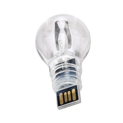 Pendrive Lâmpada - Modelo P290 - Pendrive Personalizado - 4 GB, 8 GB e 16 GB