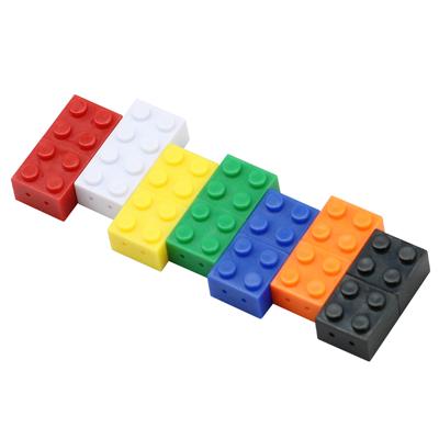 Pendrive Lego blocos -  100 peças