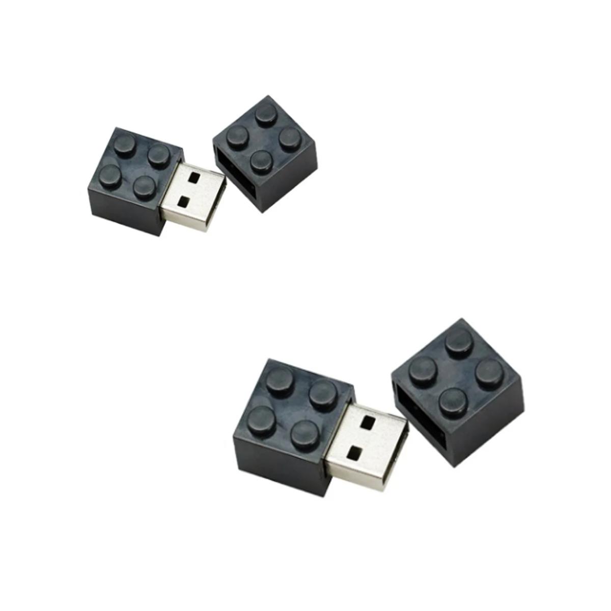 Pendrive Lego Preto de 64 GB USB 2.0