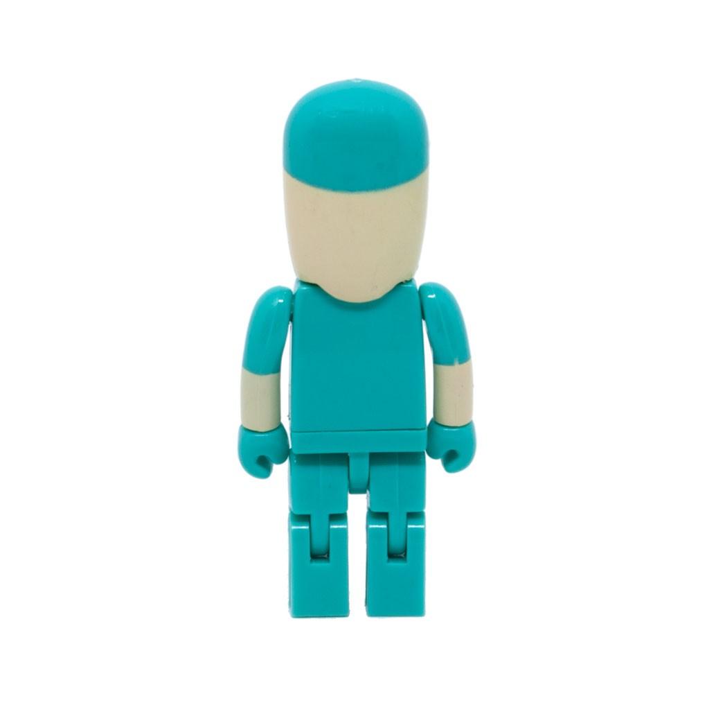 Pendrive Médico Cirurgião Verde 8 e 16 GB