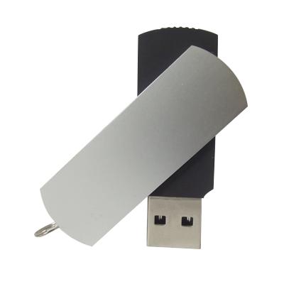 Pendrive metal A144 personalizado - 4 GB, 8 GB e 16 GB