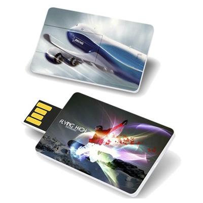 Pendrive mini cartão retratil  - Modelo P010 - 8 GB - 30 peças