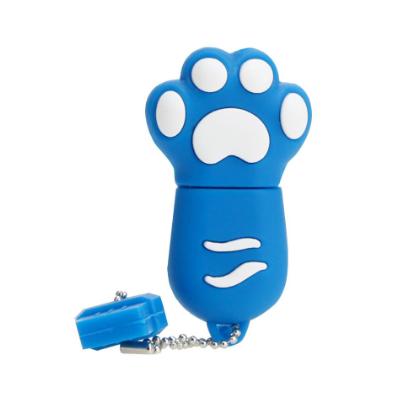 Pendrive Pata Azul de 8 GB