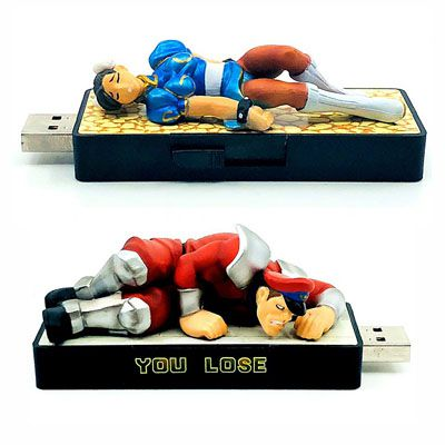 Pendrive Street Fighter 8 GB