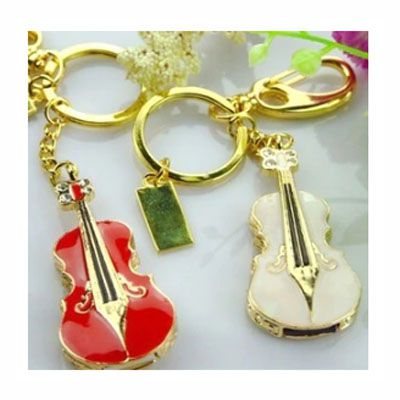 Pendrive violoncelo Black and golden - MUS01 - Pendrive Personalizado - 8, 16, 32 GB