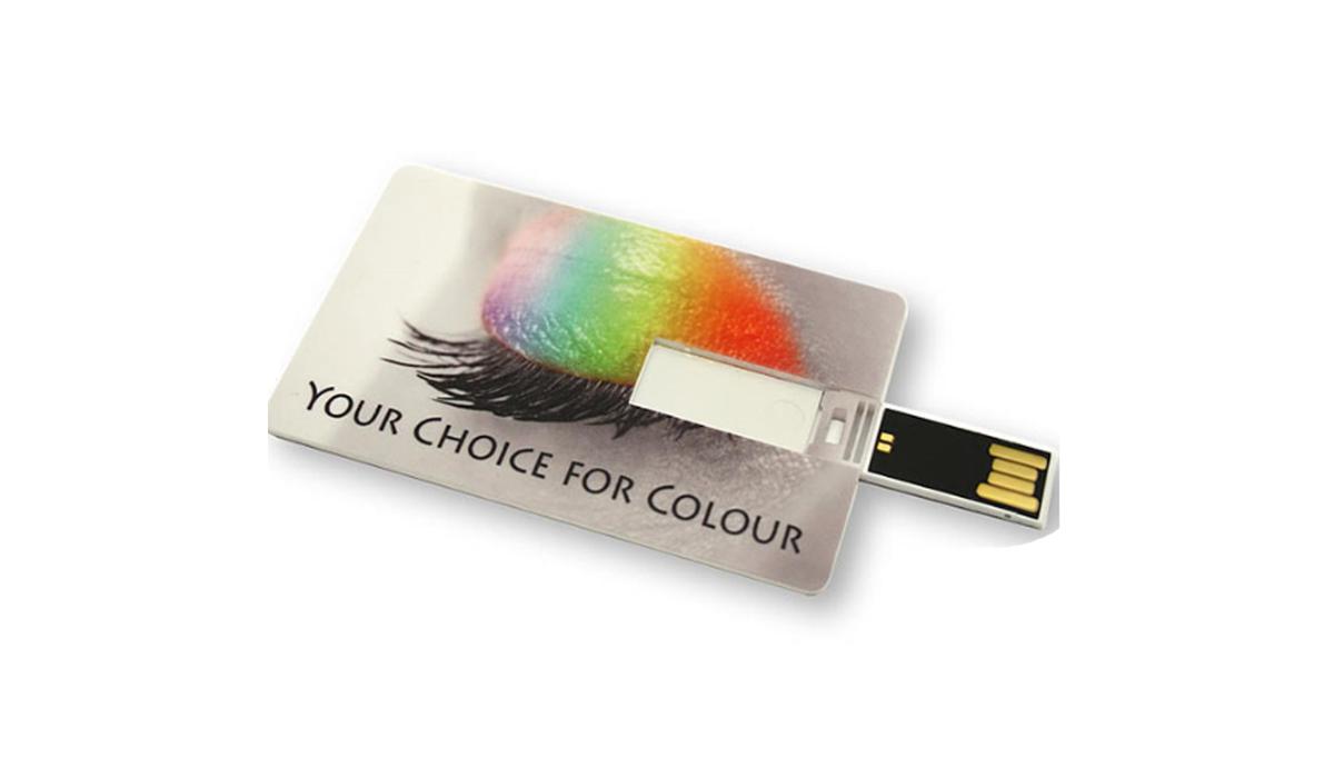 Pendrives Cartão Fotógrafo Personalizado  - P185 - 5 unidades