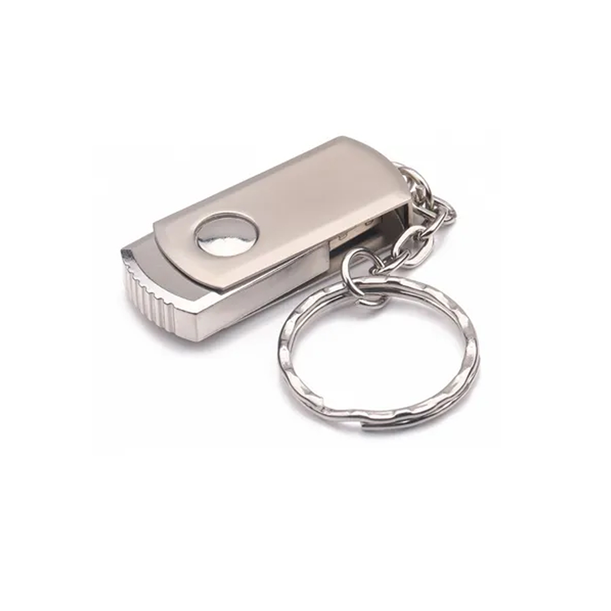 Pendrives Mini chaveiro Metal MF195 de  64 GB