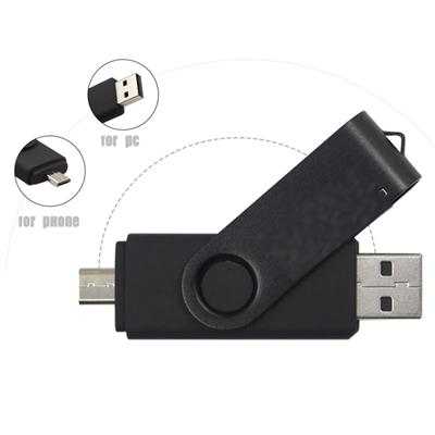 Pendrives OTG para Smartphones personalizado- 4 GB, 8 GB e 16 GB