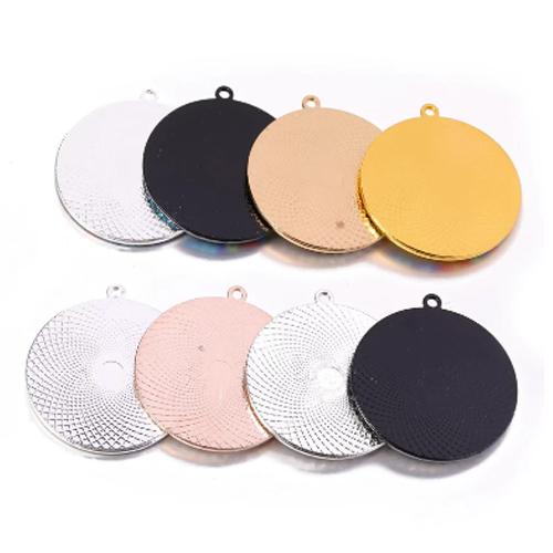 Pingente Color Personalizado - 4 peças