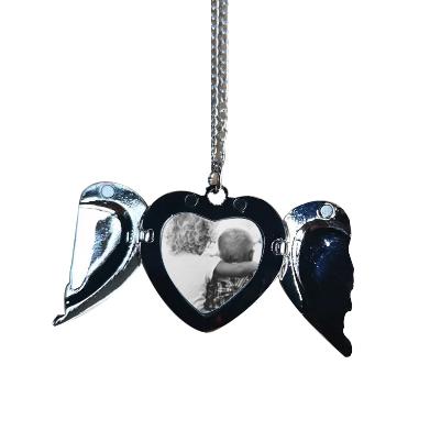 Pingente Coração Secreto - 8 peças