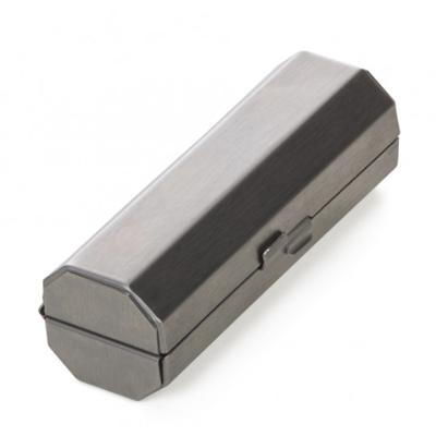 Porta Batom Metal com Espelho  - Cod 6817 - 30 Peças