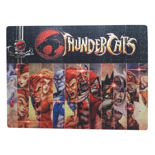 Quebra-cabeça 1000 peças Thundercats
