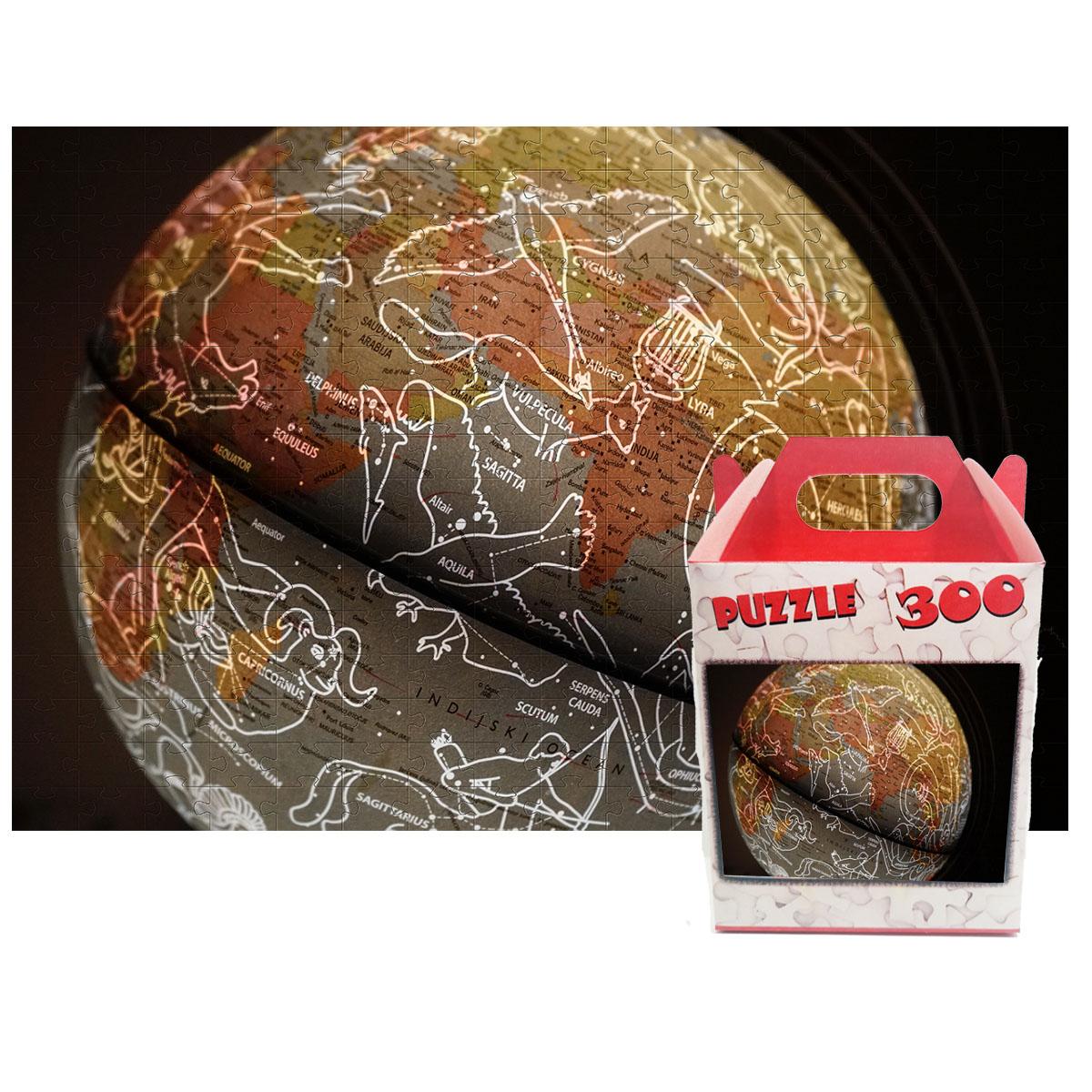 Quebra-cabeça Decorativo Zodíaco de 300 peças