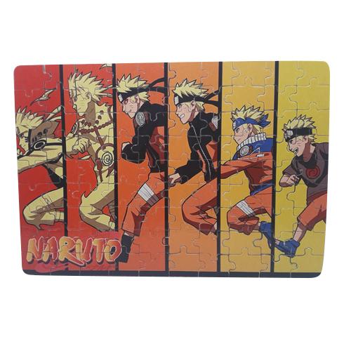 Quebra-Cabeça Naruto com Mousepad
