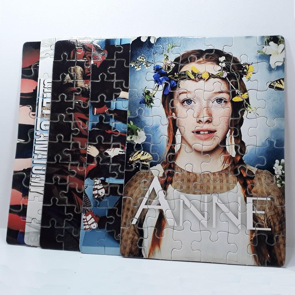 Quebra-cabeça personalizado Anne with an E de 90 peças