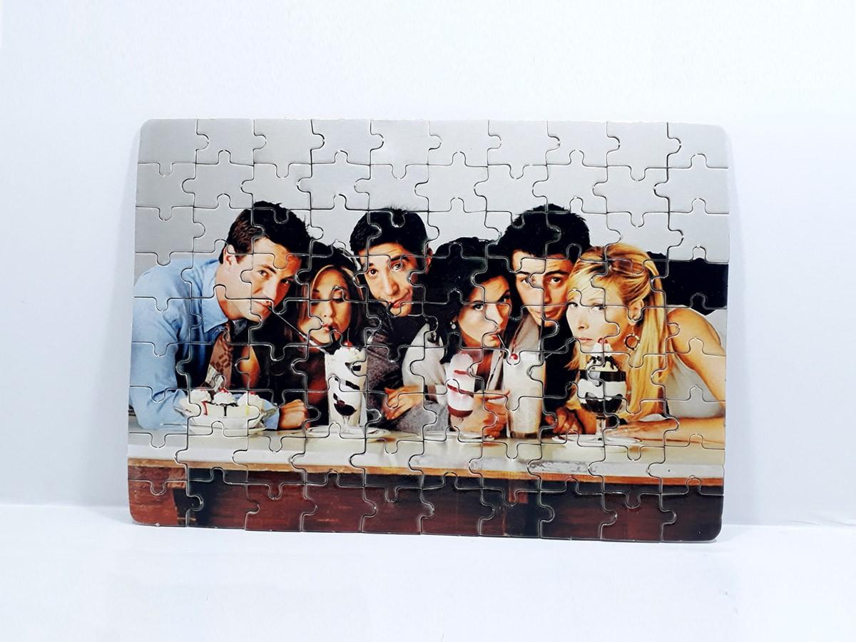 Quebra-cabeça personalizado Friends de 90 u 60 peças